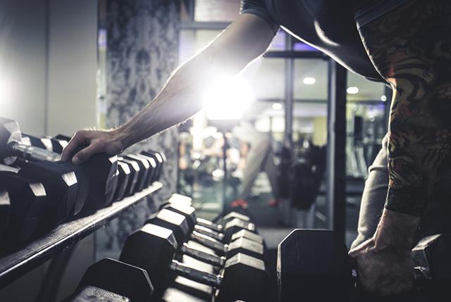 gym風景