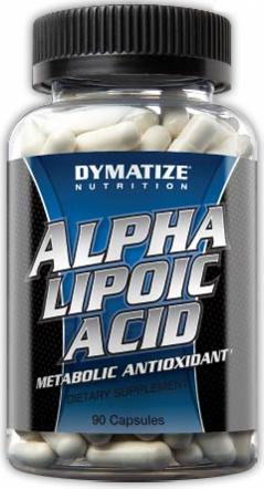 アルファリポ酸のサプリの写真