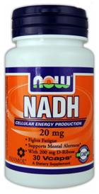 NADHのサプリの写真
