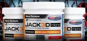 プレワークアウトサプリJACK3D