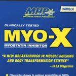 Myo-Xのサプリメント