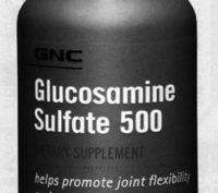 グルコサミンのサプリメント