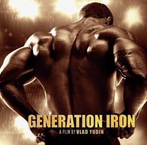 映画generation ironのポスター