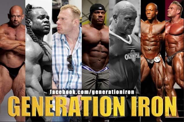 映画Generation Iron