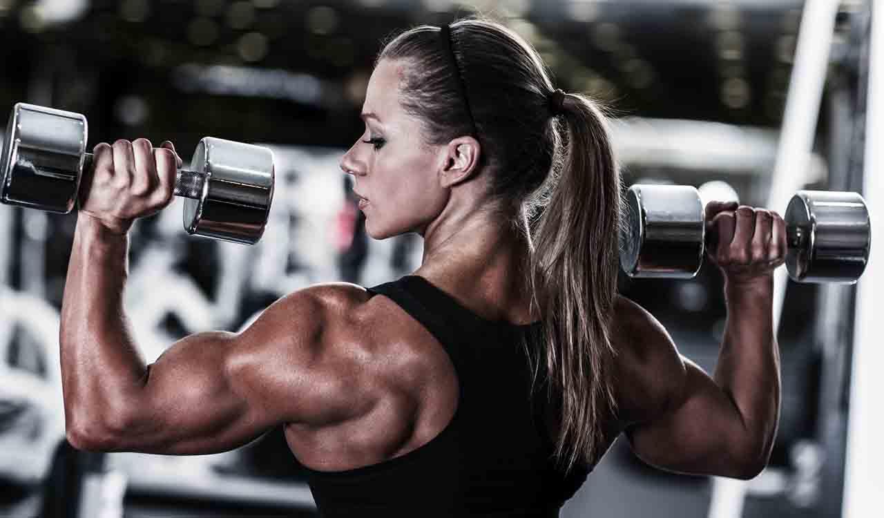 肩が発達しないトレーニング