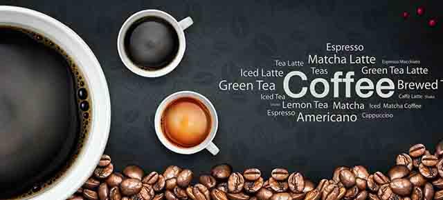 コーヒを健康的に飲む
