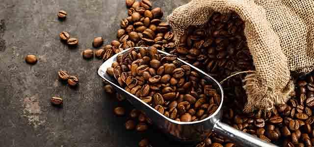 カフェインが多いコーヒーの豆