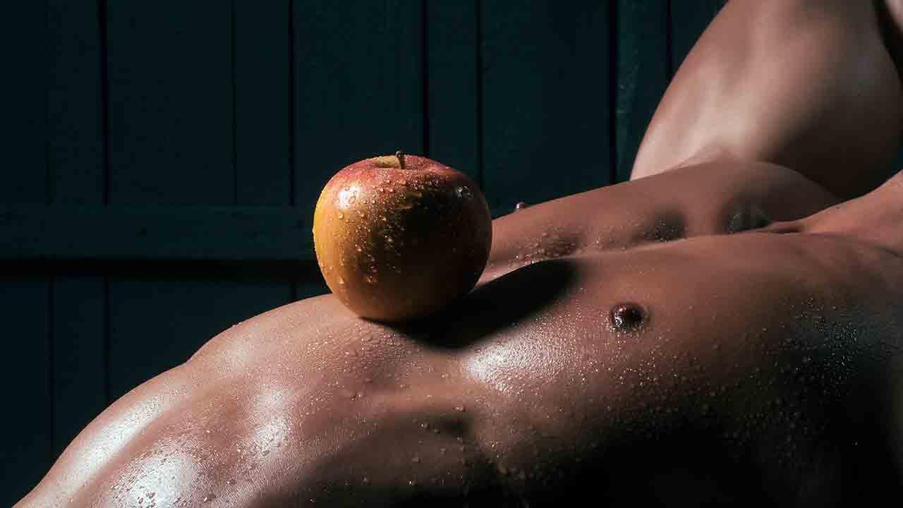 りんごの成分で筋トレをサポートする