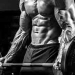 パンプアップした筋肉