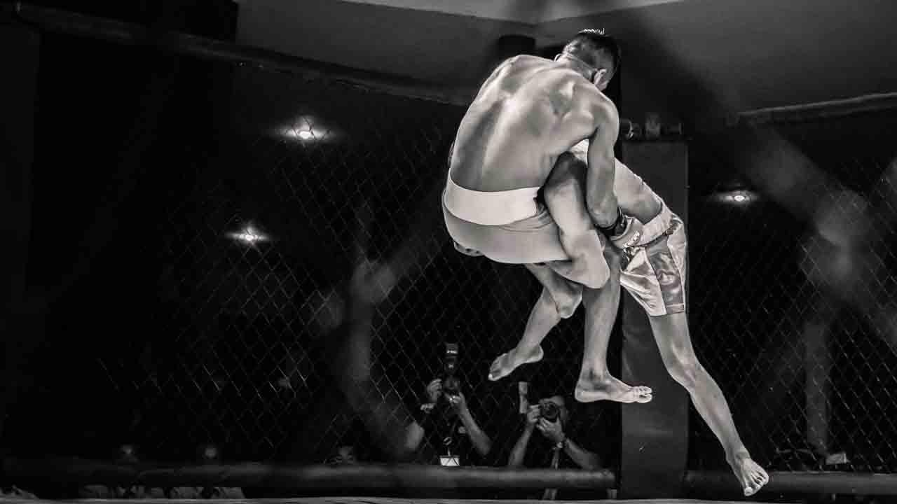 格闘技のイメージ